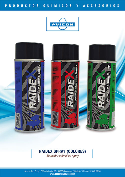 Raidex Spray – AVICON